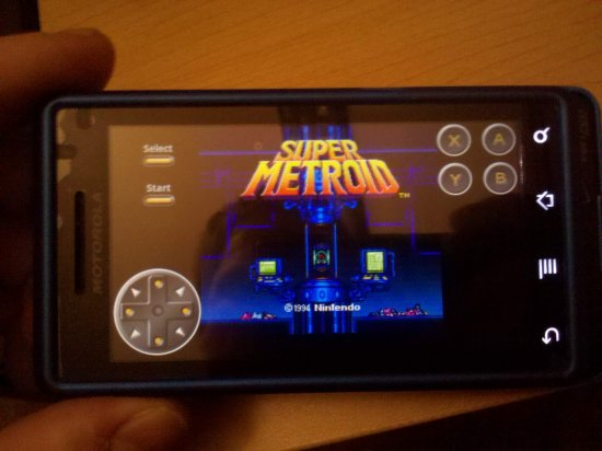 SNesoid Lite (SNES Emulator): Perfect Super Nintendo on your android