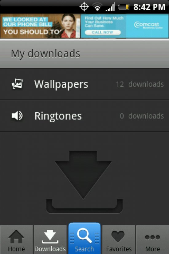 Zedge Ringtones Wallpapers Can T Be Beat Android Apps Games Android Forums